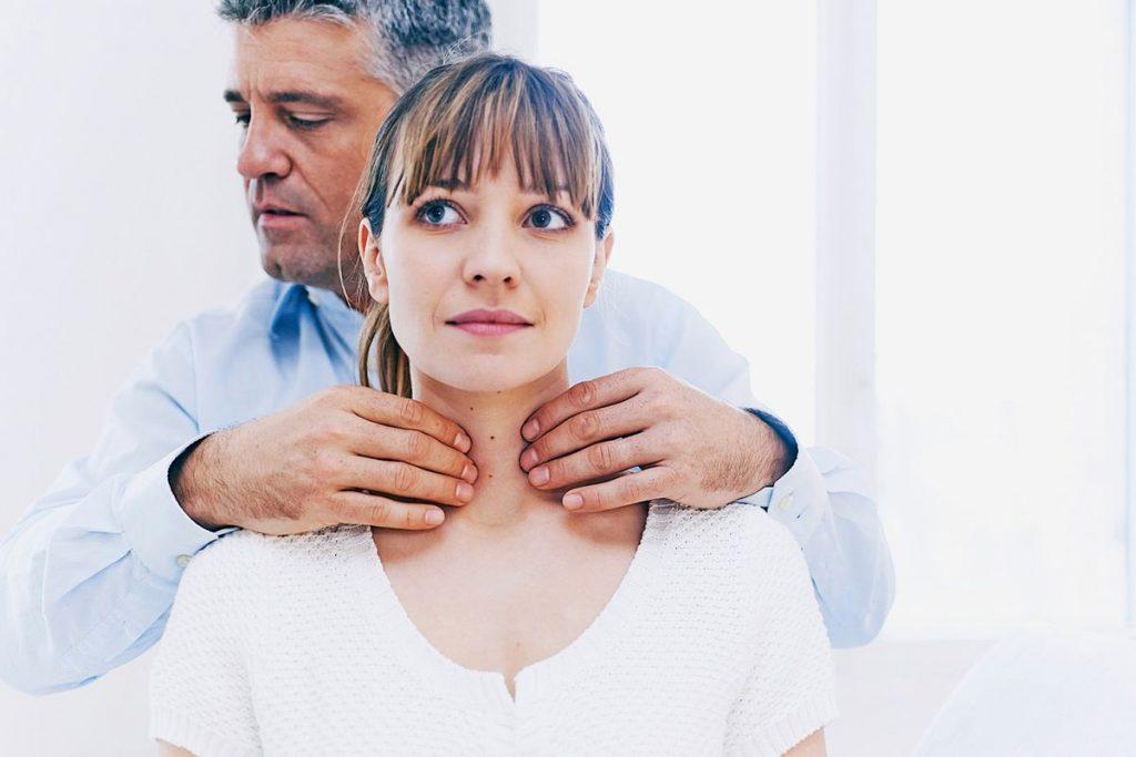 Bolest kloubu stitna zlaza